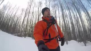 Valiug - Semenic Ski Touring(Banat-România)
