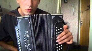 Уроки игры на гармони. Урок №1
