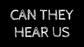 Dua Lipa - CAN THEY HEAR US (From 'Gully' with original Daniel Heath Score) (Lyrics)