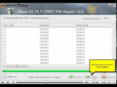 How to Repair DBF File? | File Recovery and Email Management
