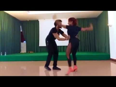 Terry & Cecile - Partnerwork On2 Workshop - All-In Convention Dance & Fit