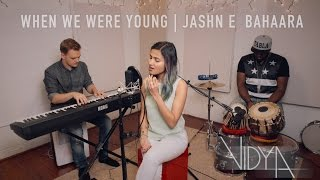 Adele - When We Were Young | Jashn E Bahaara (Vidya Vox Mashup Cover)