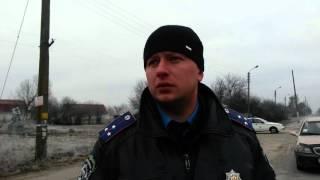 Полиция Черниговской обл. после реформы. СБУ задержало оборотней.