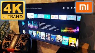 Телевизор Xiaomi Mi TV 4S 43 T2