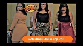 $18 And Below | Deb Shops Try On HAUL!! | Plus Size Haul