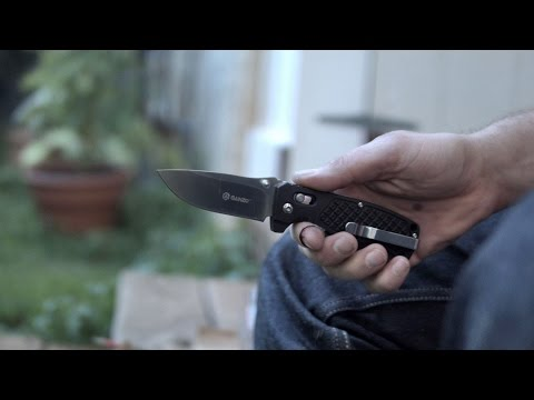 Knife Review: Ganzo G724M Budget Folding Axis Lock Pocket Knife