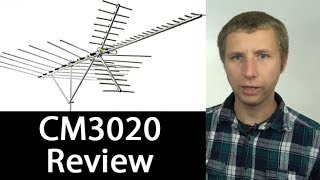 Channel Master CM3020 Advantage 100 Mile HD TV Antenna Review