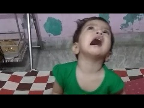daramebaaz little girl # bacho se jyada daramebaaz koi ni hai # little baby crying