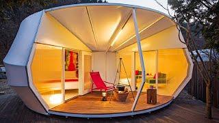 Die 10 Genialsten Zelte der Welt!