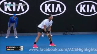 Federer vs Nadal Australian Open 2017 Final full match
