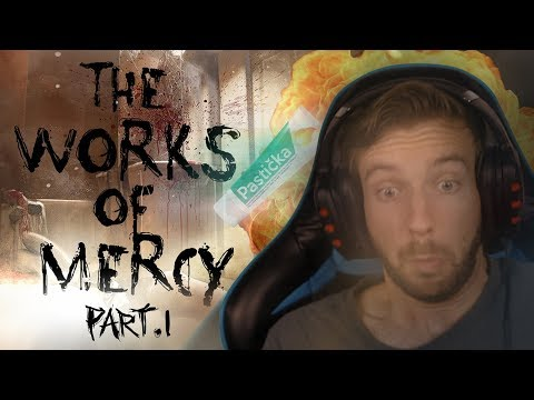 VÝBUŠNÁ PASTIČKA! | The Works of Mercy #01