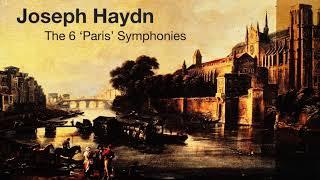 Haydn - The Complete Paris Symphonies / L'Ours, La Poule, La Reine.. (reference rec. : K.Sanderling)