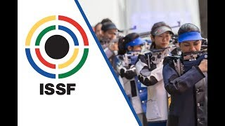 10m Air Rifle Women Final – 2018 ISSF World Cup in Guadalajara (MEX)