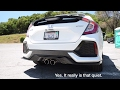 2017 Honda Civic Sport Hatchback Review