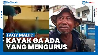 Kakek Makmur yang Dapat Donasi Rp200 Juta Ditemukan Tewas, Taqy Malik: Kayak Ga Ada yang Mengurus