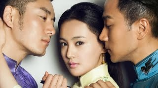 "The Cage of Love M/V OST ""Gentle Grip"" (English sub) Hawick Lau, Zheng Shuang & Li Dong Xue"