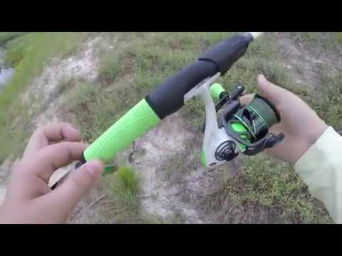 Lew's Xfinity Spinning Rod Review