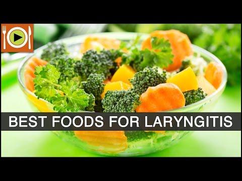 Video How to Treat Laryngitis | Foods & Healthy Recipes