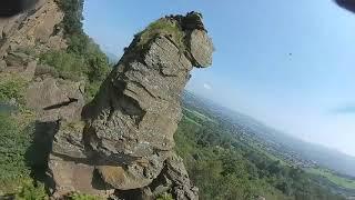DJI FPV Mt, Drumau [DVR]