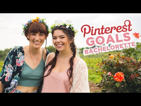 PLAN A PINTEREST BACHELORETTE PARTY