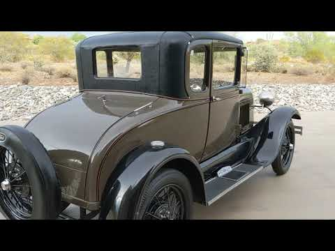 Video of '29 Model A - QN2H