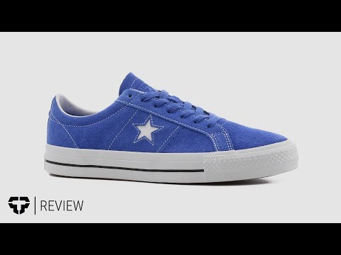 Converse Cons One Star Pro Skate Shoes Review – Tactics.com