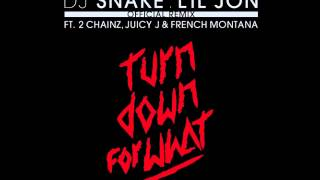 Dj Snake - Turn Down For What Version Extended (Remix)
