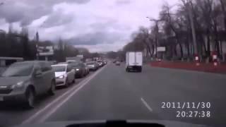 Лучшие авто приколы и аварии №2