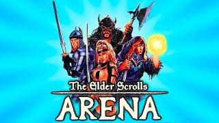 The Elder Scrolls: Arena ( Самые первые древние свитки )  MR.CAT