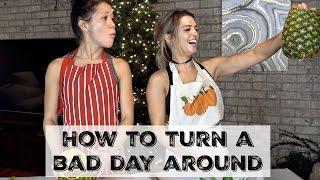 How To Turn A Bad Day Around || Pineapple Jack O'Lanterns