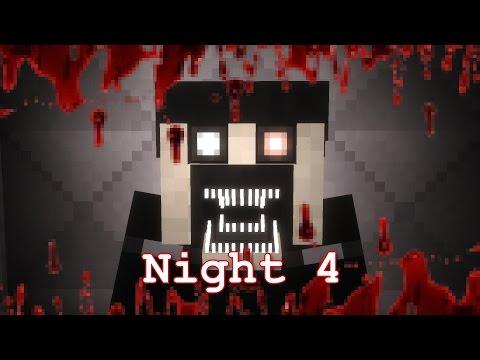 MINE Nights at Freddy's FUN PARK   Night 4   FNAF Minecraft Roleplay