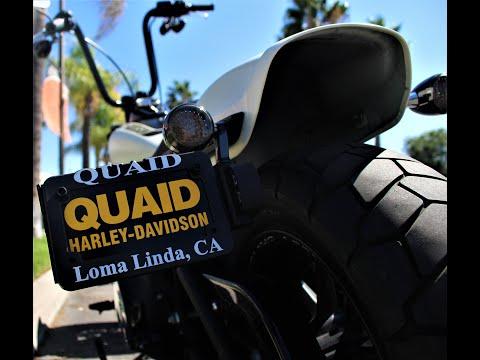 2018 Harley-Davidson Softail Fat Bob 114 at Quaid Harley-Davidson, Loma Linda, CA 92354