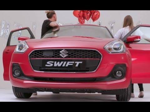 เปิดตัว 2018 Suzuki Swift (ซูซูกิ สวิฟท์) โฉมใหม่ล่าสุดในไทย 8 กุมภาพันธ์นี้