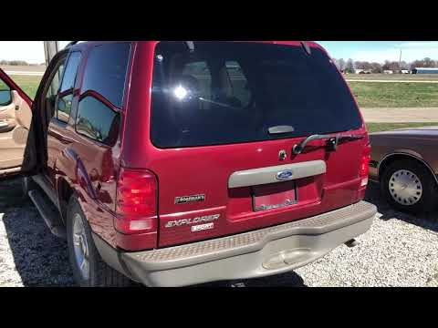 2002 Ford Explorer 2 Door Hibid Auctions