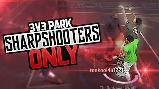 TOP YOUTUBE SHARPSHOOTER'S FACEOFF vs. King Shawn, Dman, KiddKuda, Swante,  Juiceman [NBA 2K17]
