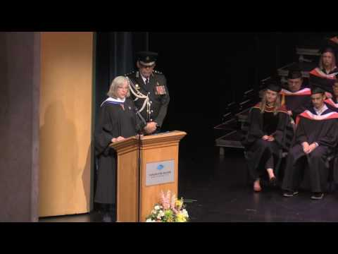 BC Lieutenant Governor Judith Guichon receives honorary doctorate from VIU