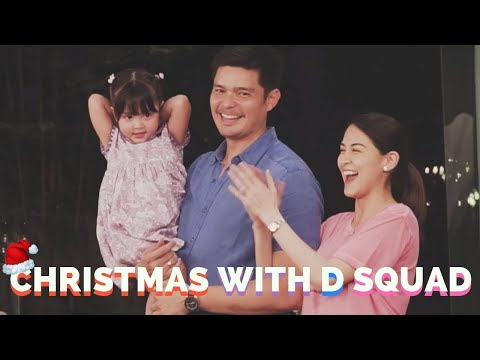 The Dantes Squad Christmas Party 2018
