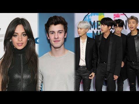 ¡Dua Lipa, Camila Cabello y Shawn Mendes Se Preparan para Billboard Music Awards 2018!