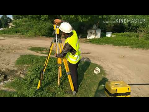Topographical Land Survey Service