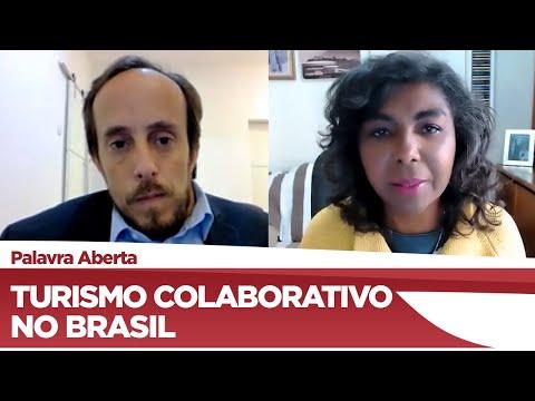 Paulo Ganime defende regulamentação do turismo colaborativo no Brasil - 08/10/2021