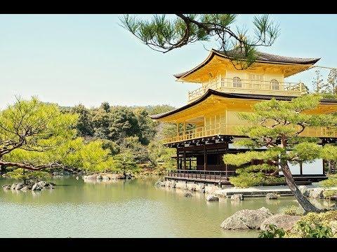 Ginkaku ji & Kinkaku ji Temple, Philosopher's Path & The Imperial Palace in Kyoto, Japan!