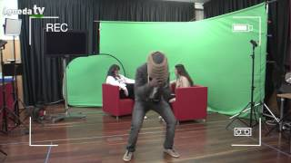 Harlem shake ESMC in Agueda.tv