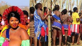 ЧТО ТВОРЯТ НЕВЕСТЫ АФРИКАНСКОГО КОРОЛЯ - МОЙ ТРИП В КОРОЛЕВСТВО СВАЗИЛЕНД
