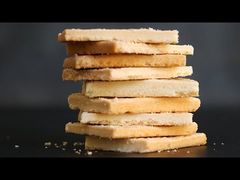 How to Make Classic Shortbread Cookies – Kitchen Conundrums with Thomas Joseph