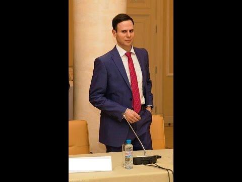 Георгий Смирнов - лекция в МГУ им. Ломоносована тему экономический кризис и уголовная политика