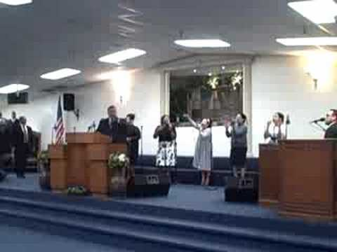 """Send It On Down"" Apostolic Tabernacle Praise Team"