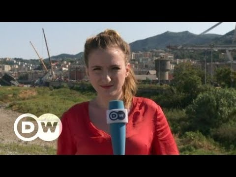 Italy bridge: Who is responsible and what lies ahead? | DW English