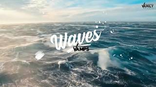 The Vamps – Waves Lyric Video
