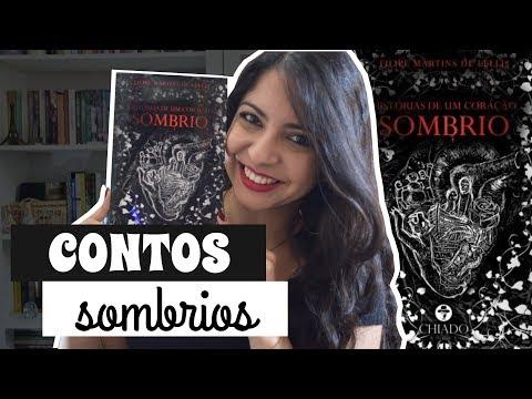 CONTOS DE HORROR: HISTÓRIAS DE UM CORAÇÃO SOMBRIO | RESENHA | MINHA VIDA LITERÁRIA