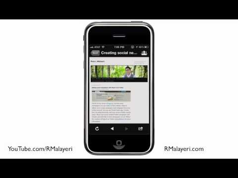 Pulse News Mini iOS app review: iPhone news app